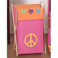 <strong>Sweet Jojo Designs</strong> Groovy Laundry Hamper