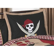 <strong>Sweet Jojo Designs</strong> Pirate Treasure Cove Standard Pillow Sham