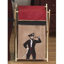 <strong>Sweet Jojo Designs</strong> Pirate Treasure Cove Laundry Hamper
