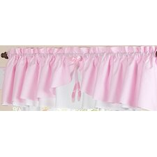 <strong>Sweet Jojo Designs</strong> Ballerina Curtain Valance
