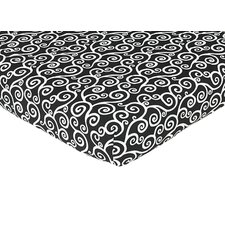 <strong>Sweet Jojo Designs</strong> Madison Fitted Crib Sheet
