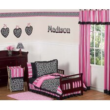 Madison 5 Piece Toddler Bedding Collection