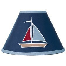 "7"" Nautical Nights Lamp Shade"