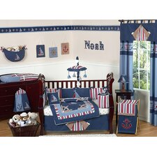 <strong>Sweet Jojo Designs</strong> Nautical Nights Crib Bedding Collection