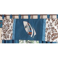Surf Curtain Valance