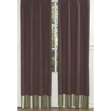 <strong>Sweet Jojo Designs</strong> Ethan Curtain Panel (Set of 2)