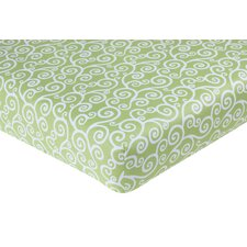 <strong>Sweet Jojo Designs</strong> Olivia Fitted Crib Sheet