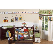 <strong>Sweet Jojo Designs</strong> Jungle Time Crib Bedding Collection