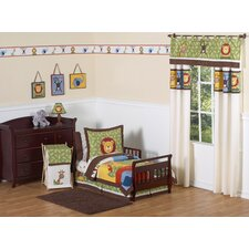 <strong>Sweet Jojo Designs</strong> Jungle Time Collection 5pc Toddler Bedding Set