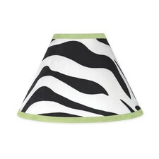Zebra Lime Collection Lamp Shade