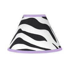 "10"" Zebra Lamp Shade"
