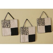 Animal Safari Collection Wall Hangings