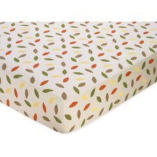 <strong>Sweet Jojo Designs</strong> Forest Friends Fitted Crib Sheet