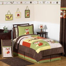 Forest Friends Kid Bedding Collection