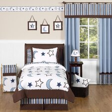Starry Night Kid Bedding Collection