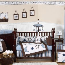 <strong>Sweet Jojo Designs</strong> Starry Night 9 Piece Crib Bedding Collection