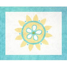 <strong>Sweet Jojo Designs</strong> Layla Collection Floor Rug