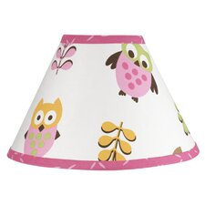 Owl Pink Collection Lamp Shade