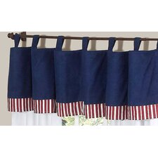 <strong>Sweet Jojo Designs</strong> Vintage Aviator Cotton Curtain Valance