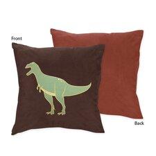 Dinosaur Land Decorative Pillow