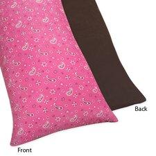 Cowgirl Body Pillowcase