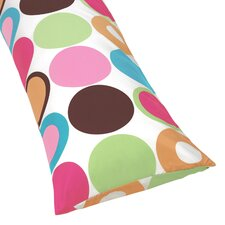 Deco Dot Body Pillowcase