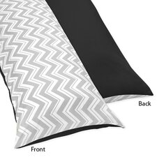 Zig Zag Body Pillow Case