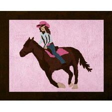 Cowgirl Collection Floor Rug