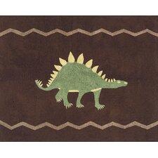 Dinosaur Land Collection Floor Rug