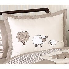 <strong>Sweet Jojo Designs</strong> Lamb Standard Pillow Sham