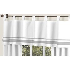Hotel Cotton Curtain Valance