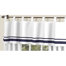 <strong>Sweet Jojo Designs</strong> Hotel Cotton Curtain Valance