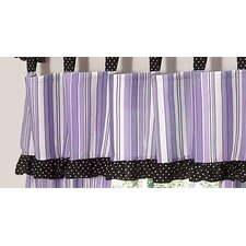 <strong>Sweet Jojo Designs</strong> Kaylee Cotton Curtain Valance