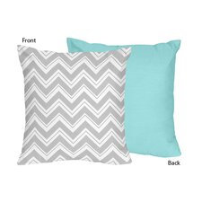 <strong>Sweet Jojo Designs</strong> Zig Zag Decorative Pillow