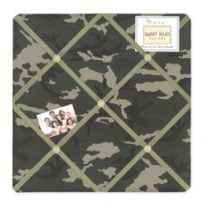 Camo Green Collection Memo Board