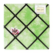 <strong>Sweet Jojo Designs</strong> Peace Green Collection Memo Board