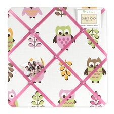 Happy Owl Memo Board