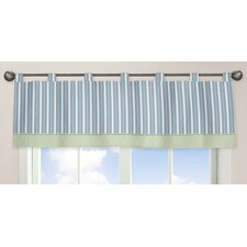 "Argyle 54"" Curtain Valance"