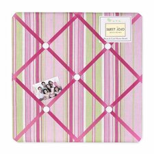 <strong>Sweet Jojo Designs</strong> Jungle Friends Collection Memo Board  - Stripe Print
