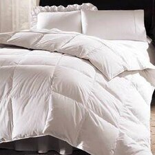 Twin Down Alternative Comforter with Duvet Cover Insert