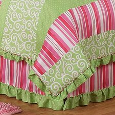 <strong>Sweet Jojo Designs</strong> Olivia Queen Bed Skirt