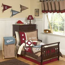 All Star Sports Toddler Bedding Collection 5 Piece Set