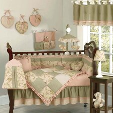 Annabel 9 Piece Crib Bedding Collection
