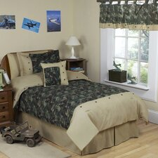 Camo Green Kid Bedding Collection