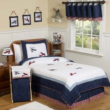 <strong>Sweet Jojo Designs</strong> Vintage Aviator Kid Bedding Collection