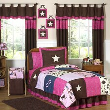 <strong>Sweet Jojo Designs</strong> Cowgirl Western Kid Bedding Collection