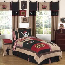 <strong>Sweet Jojo Designs</strong> Pirate Treasure Cove Kid Bedding Collection