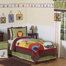 <strong>Sweet Jojo Designs</strong> Jungle Time Comforter Set