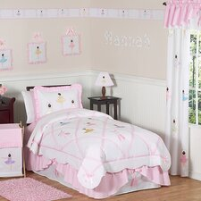 Ballerina Kid Bedding Collection
