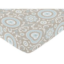 <strong>Sweet Jojo Designs</strong> Hayden Fitted Crib Sheet